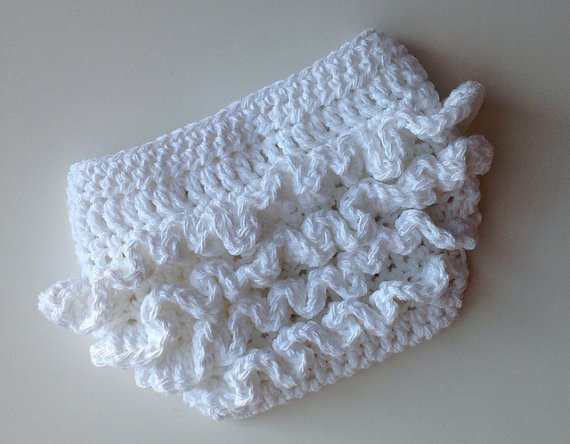Crochet Baby Girl Diaper Cover Pattern : 10 Crochet Diaper Cover Patterns Guide Patterns