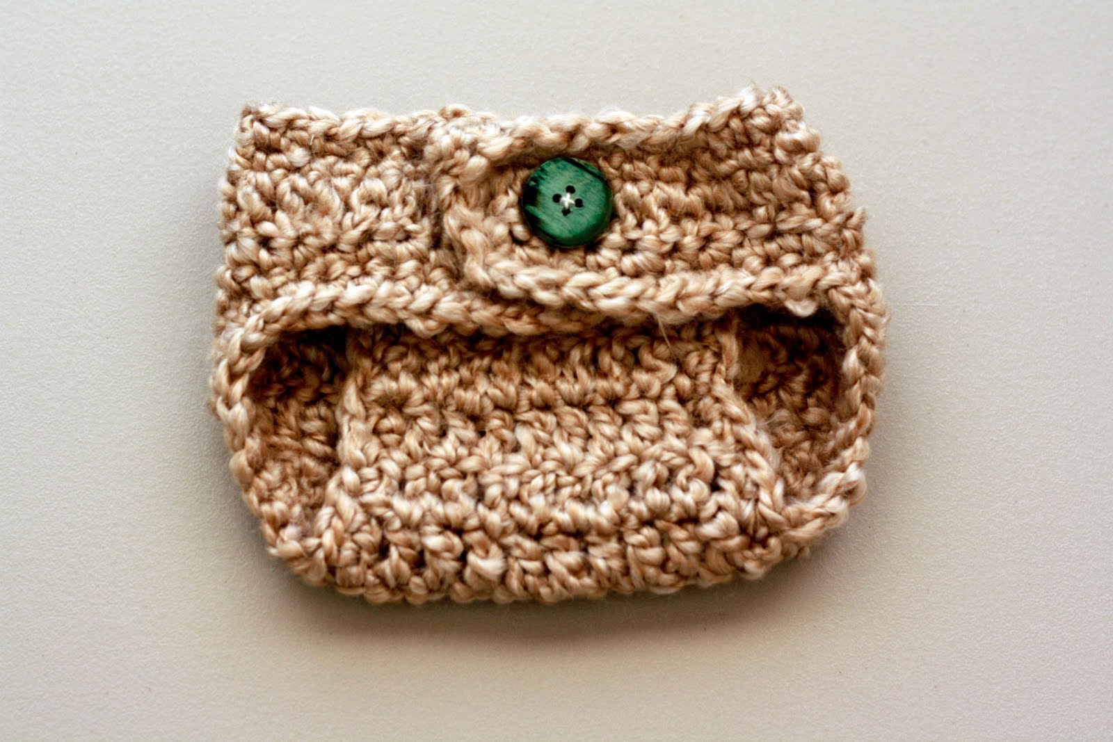 Crochet Baby Diaper Cover Pattern
